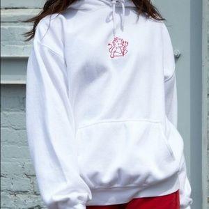 christy baby devil hoodie